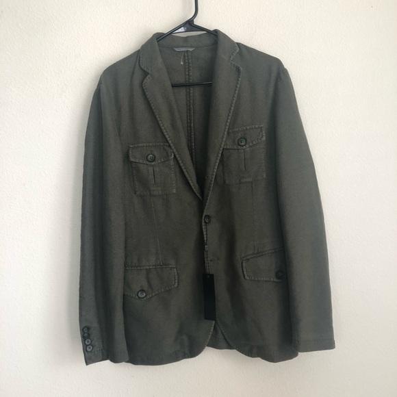 J. Lindeberg Other - J.LINDERBERG 3 Button English Vent Blazer Jacket